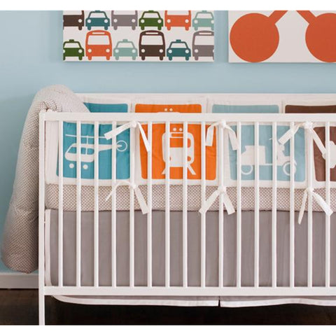 DwellStudio Transportation Multi Crib Set