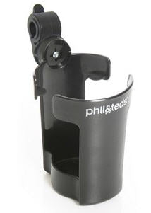 Phil & Teds Thirsty Work Bottle Holder (Cup Holder)