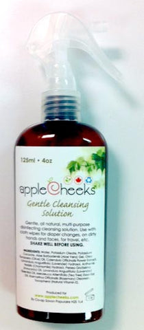 AppleCheeks Gentle Cleansing Solution