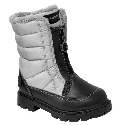 pediped Flex - Harper Silver Winter Boot
