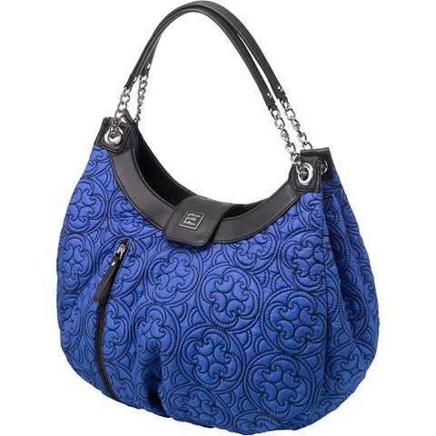 Petunia Pickle Bottom Hideaway Hobo Bag