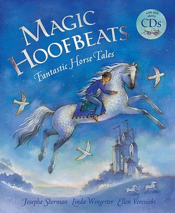 Barefoot Books - Magic Hoofbeats Paperback with CD