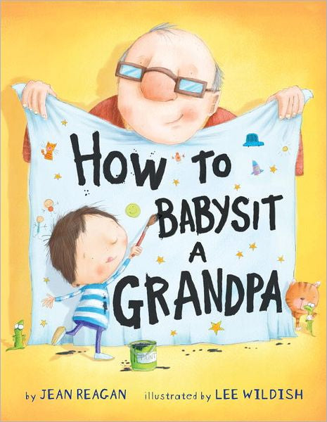 Book - How to Babysit a Grandpa