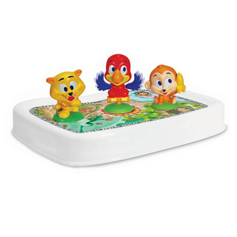 Baby's Journey Magic Play Tray