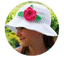 Bellabug Poppy Hat