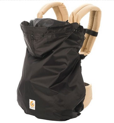 Ergobaby Infant Carrier Rain Cover - Black