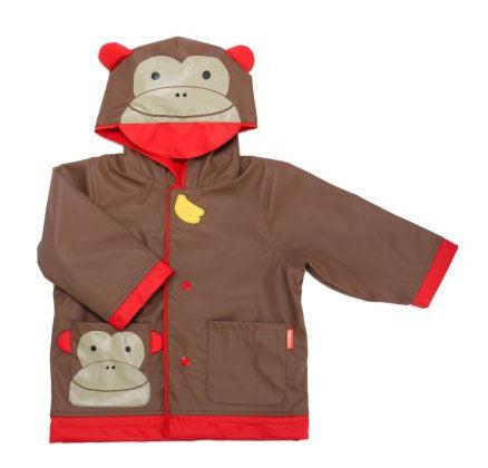 Skiphop Zoo Raincoat
