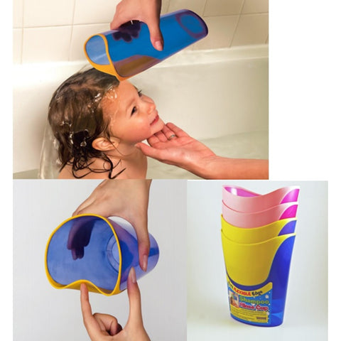 KidzKamp Stackable Shampoo Rinse Cup