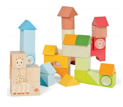 Sophie La Girafe Blocks