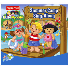 Fisherprice Summer Camp Sing-Along