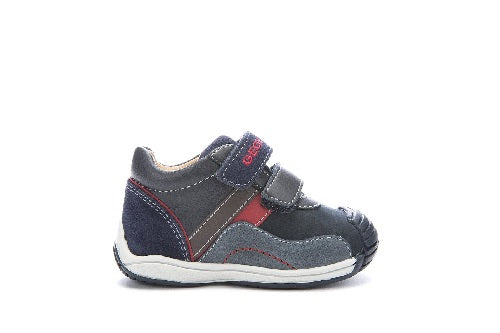 Geox Toledo - Dark Navy/Red