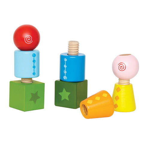 Hape Twist & Turnables