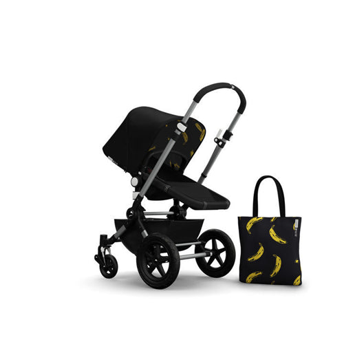 Bugaboo Cameleon3 Andy Warhol Sun Canopy + Tote