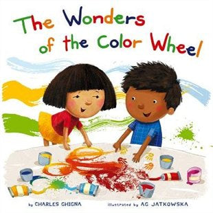 Book - The Wonders of the Color Wheel