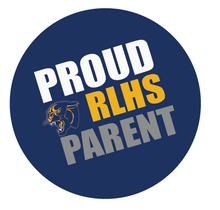 Proud RLHS Parent Button