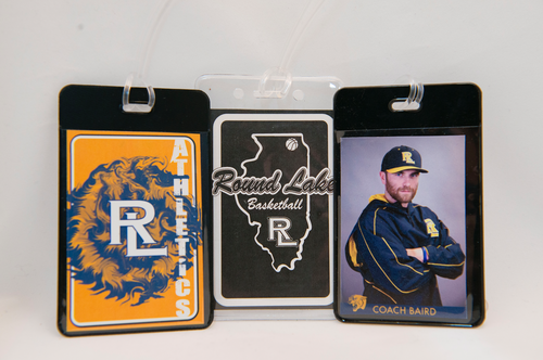 Custom Team Bag Tag