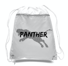 NEW NEW NEW!!! Panther Pride Drawstring Bag