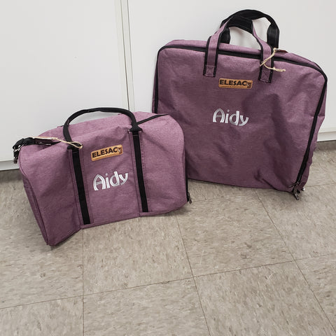 Duffel / Garment Bag Set ( sold Separate)