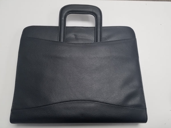 leather mens briefcase