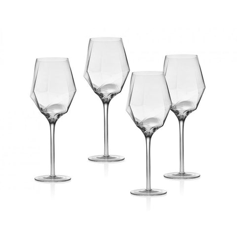 Isla Set of 4 Wine Goblets