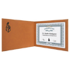 Leather Certificate Holder