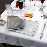 Lucite Challah Board - Moon