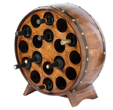 Wooden Round shape Wine barrel
