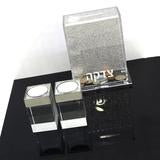 Crystal Tea Light Set