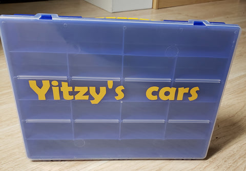 Toy Car Box