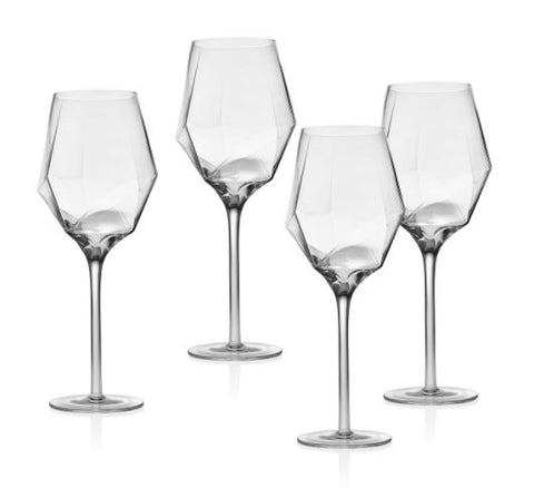 Isla Set of 4 Red Wine Goblet