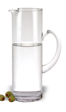 "CELEBRATE PITCHER 9.75"" 48 OZ"