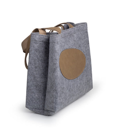 Flannel Travel Tote Bag