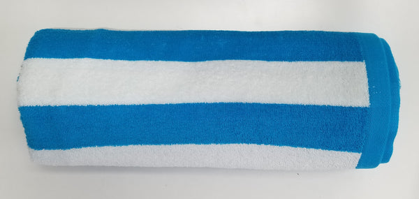 Terry striped Beach Towels
