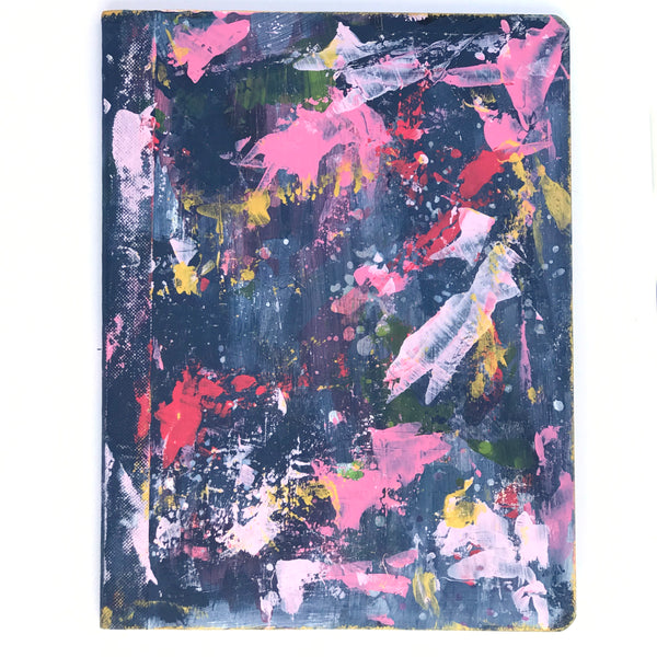 Hand Painted Journal #36