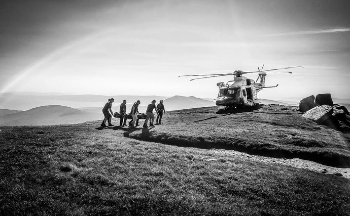 The Mountain Heroes: Arran Mountain Rescue