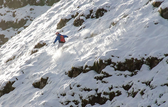 If It's Snowing, I'm Going: Skiing in the Brecon Beacons National Park, Wales