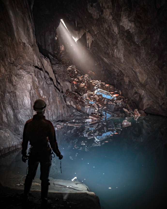 Exploring the Underground Mines of Snowdonia, with Gareth Owen