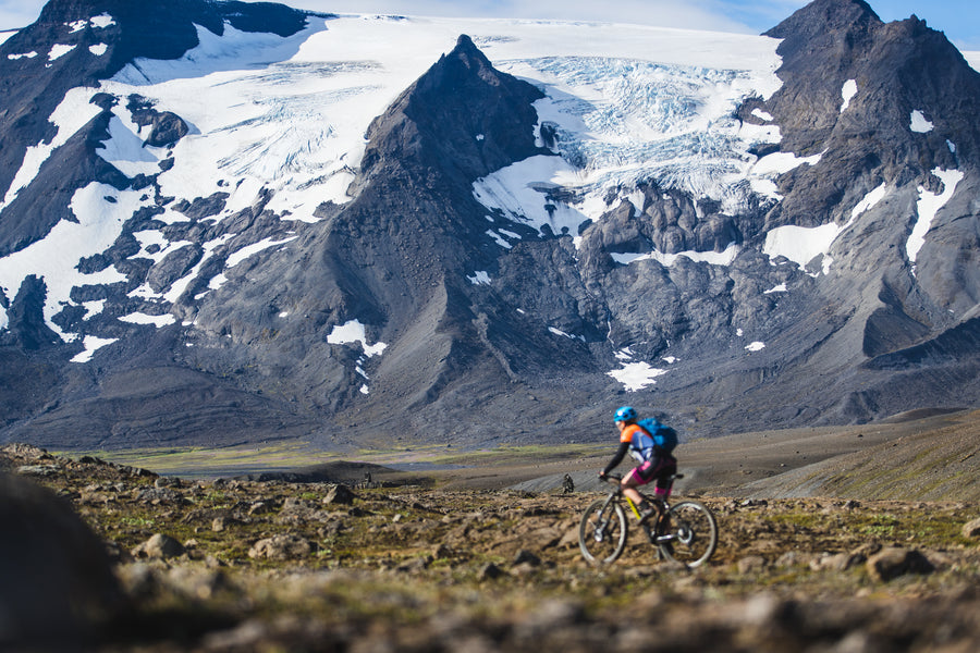 Glacier 360, now this is our kind of race!