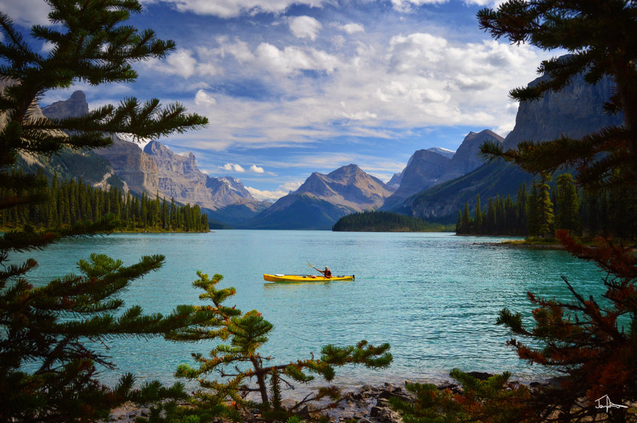 Canadian Classics, A Rockies Roadtrip