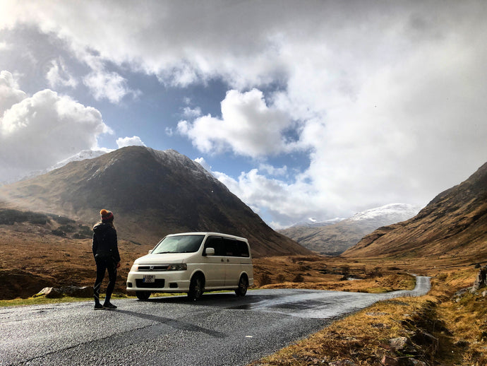 Road Trip: Road To Nowhere, Part 1, Scotland