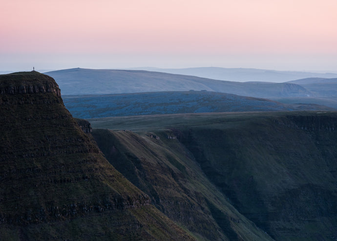 The Brecon Beacons: Getting to know a place, and as a consequence, yourself