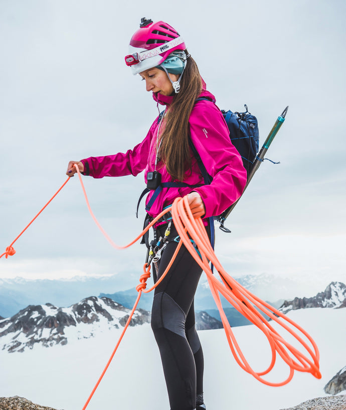 Alpine Elements: a trip to the Alps, with Olivia Wood