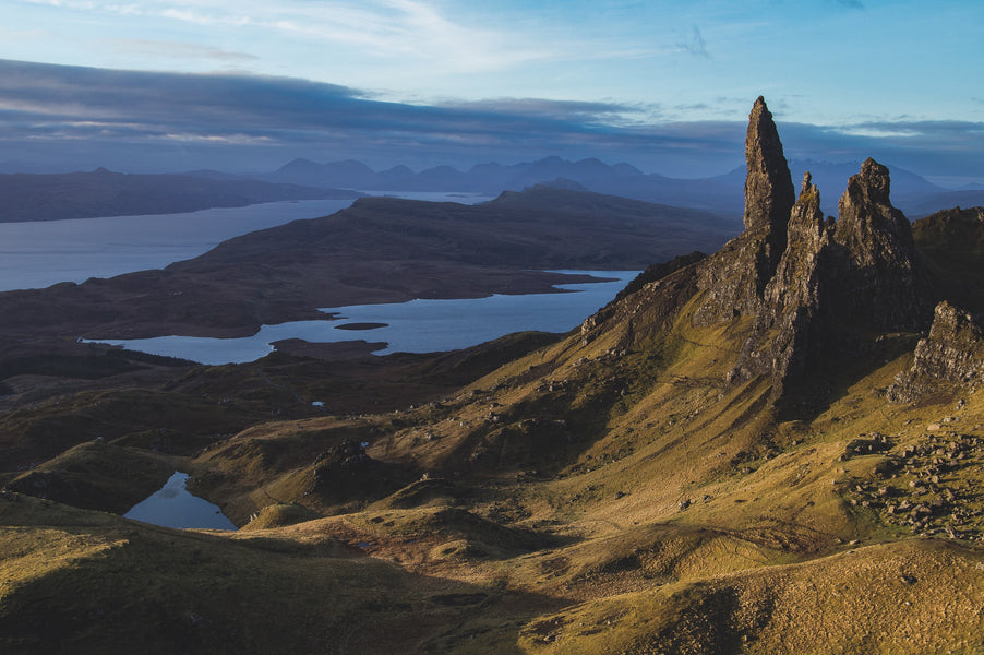 Capturing The Old Man of Storr, Isle of Skye, Scotland