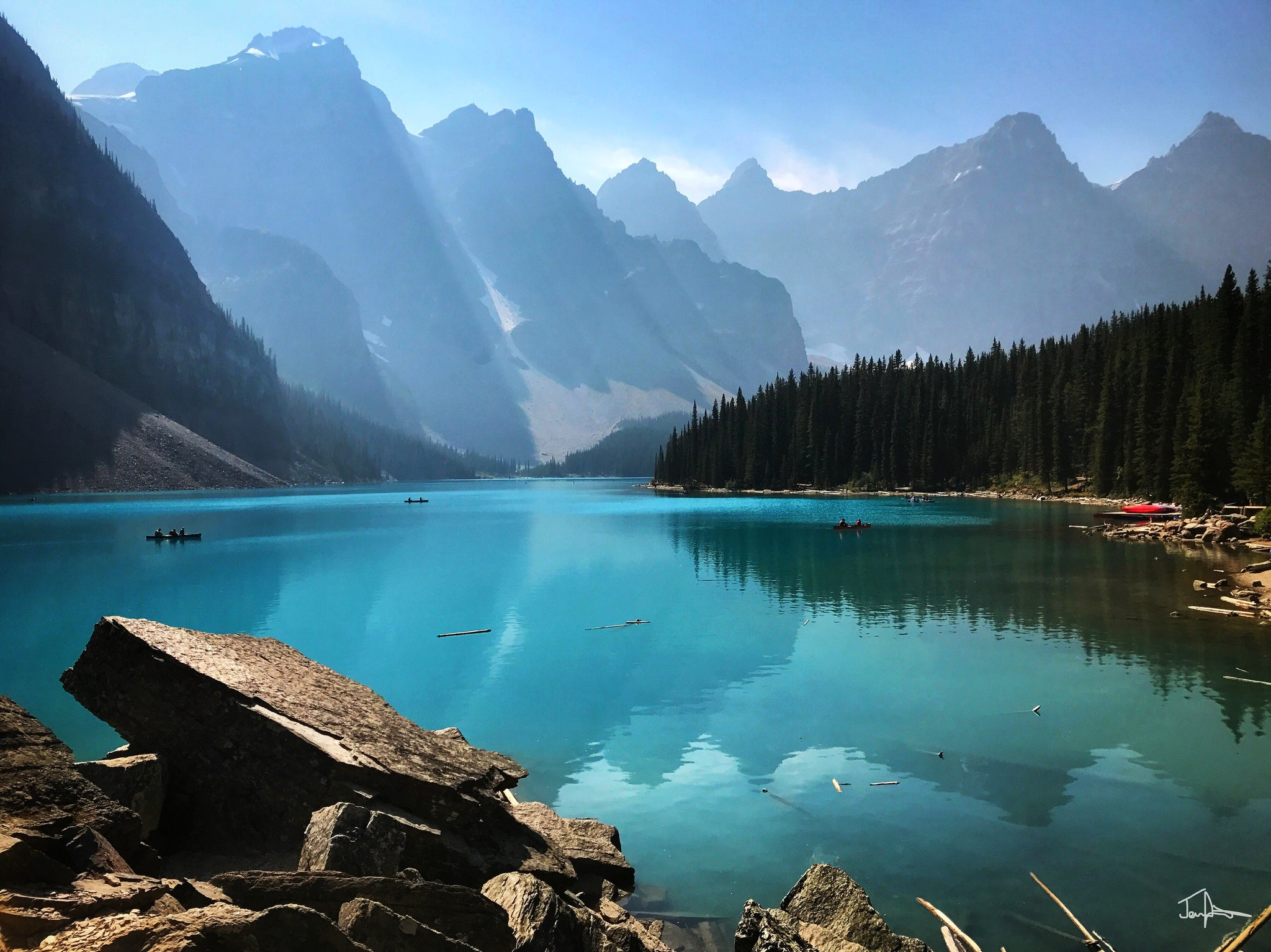 moraine lake, visit canada, proper adventure, landscape photography, live outdoors,