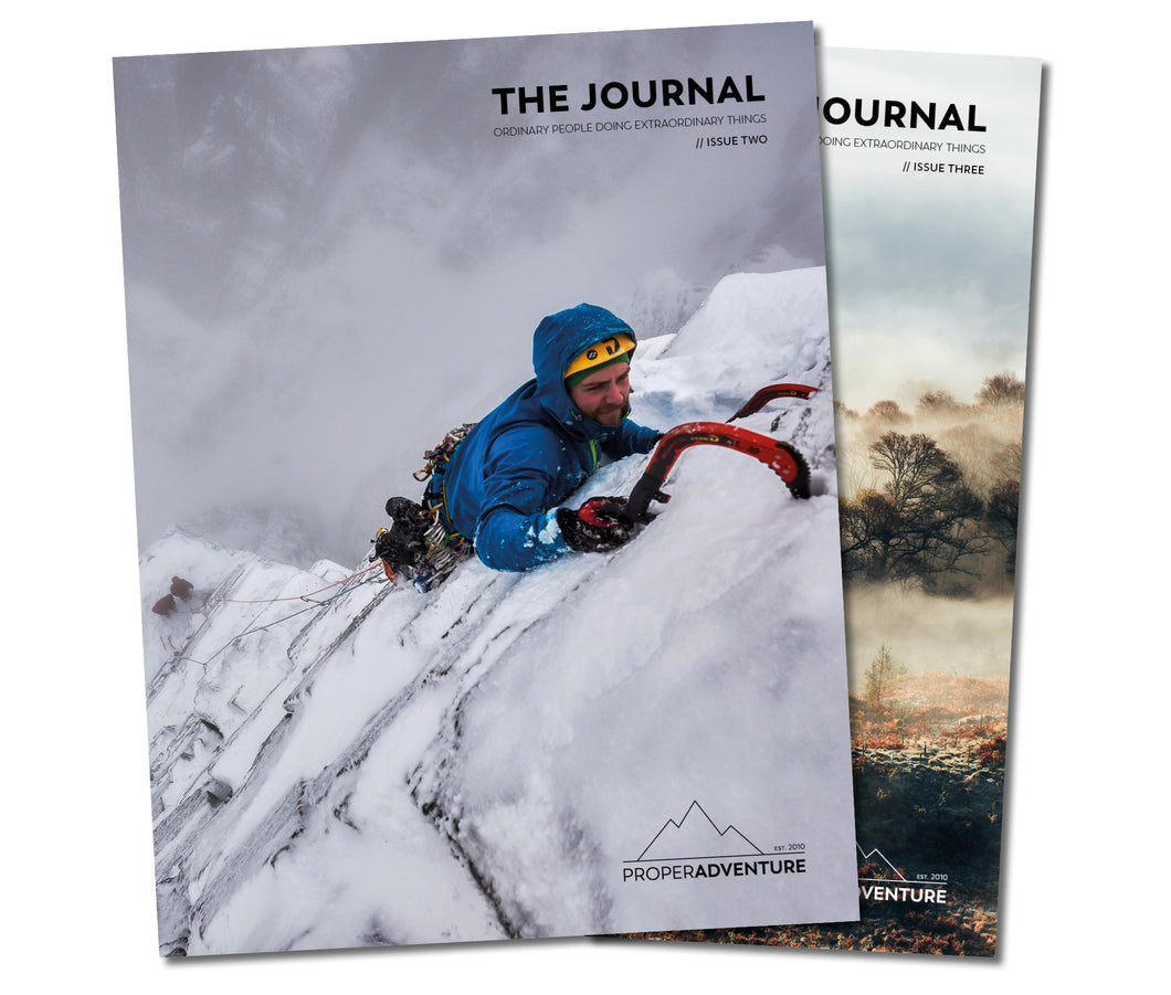 Proper Adventure Multibuy - Issue Two and Three