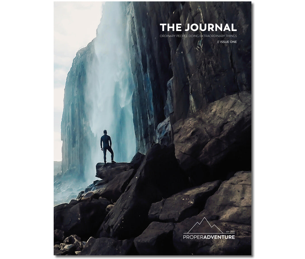 Proper Adventure The Journal - Issue One