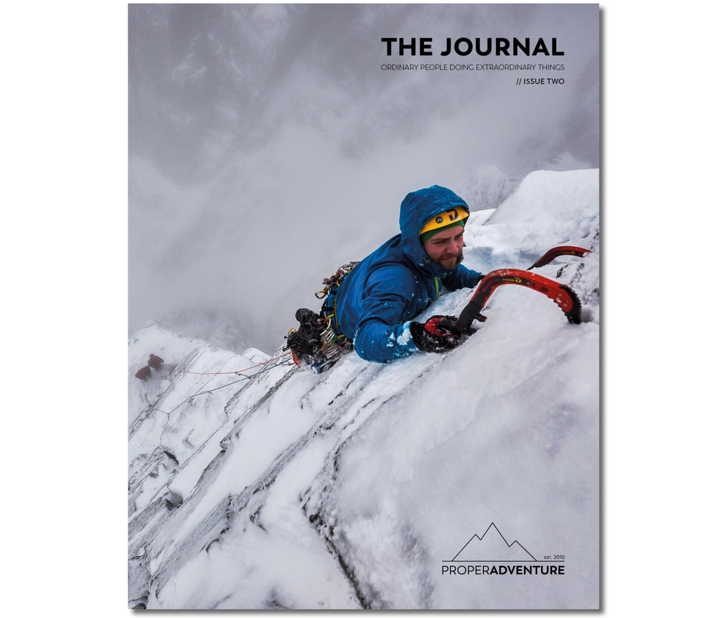 Proper Adventure The Journal - Issue Two