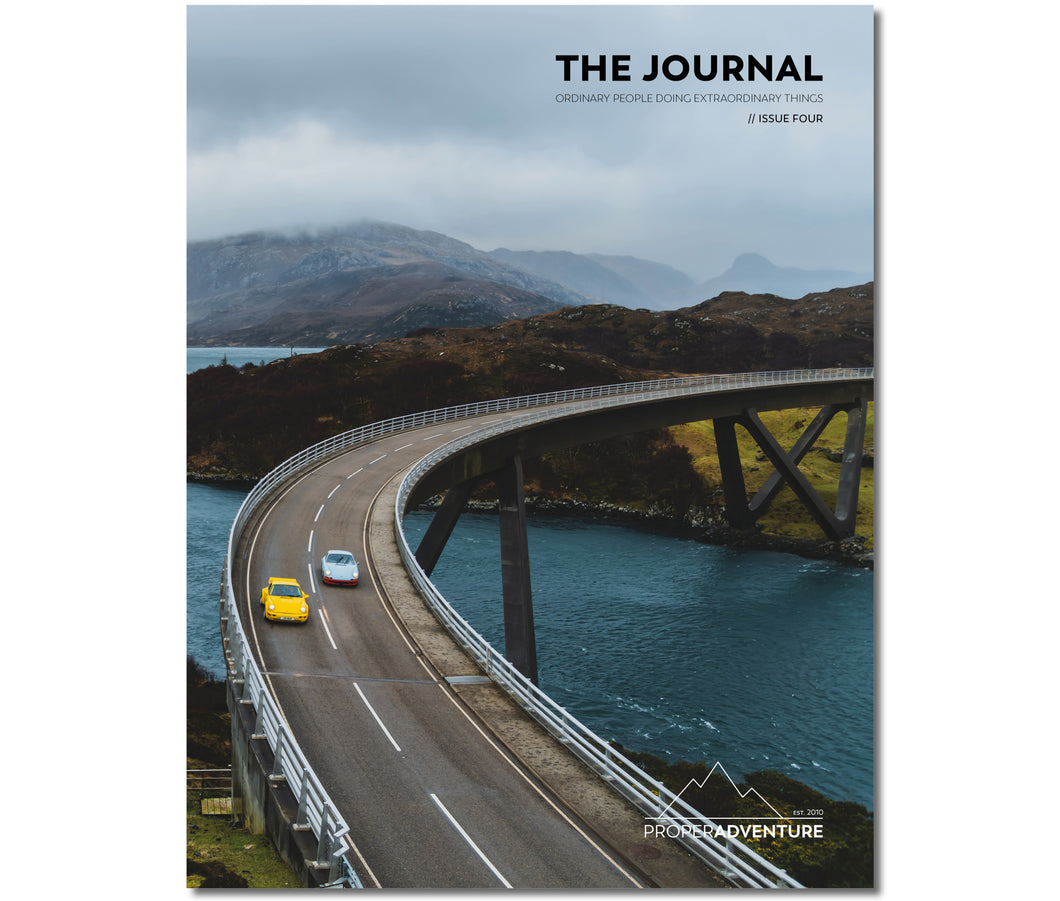 Proper Adventure The Journal - Issue Four