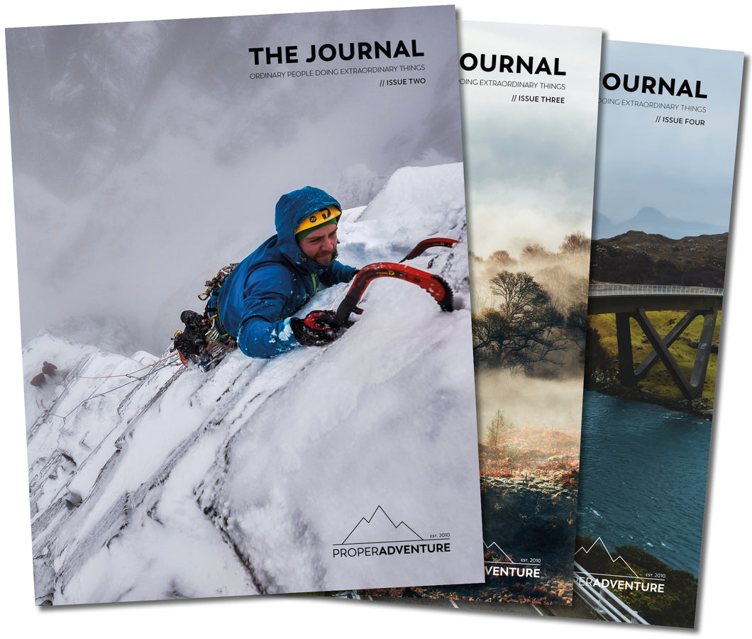 Proper Adventure Subscription - Issue Two, Three and Four