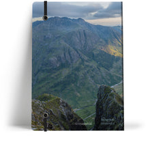 Proper Adventure Am Bodach Notebook